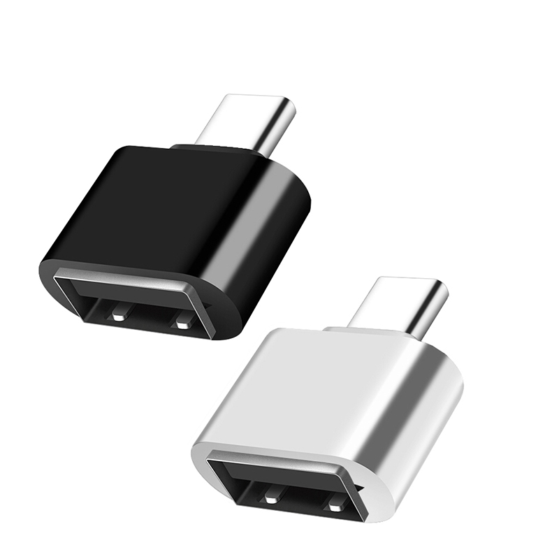 Type-C To USB Adapter OTG Converter USB 3.0 Convert To Type C USB-C Port Adapter Charging Sync For Xiaomi Redmi Huawei Honor