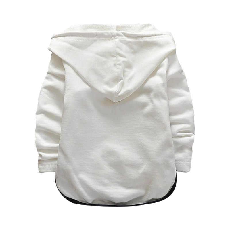בני ספורט בגדי סתיו חורף כותנה מכתב 68 מעיל מלא שרוול סלעית מעיל ילד של ילדי בגדי ילדים סוודר