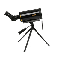 KINGOPT 90/1000 Maksutov Cassegrain Astronomical Telescope Long Focus Monocular Telescope with Tripod Space Observation Tools