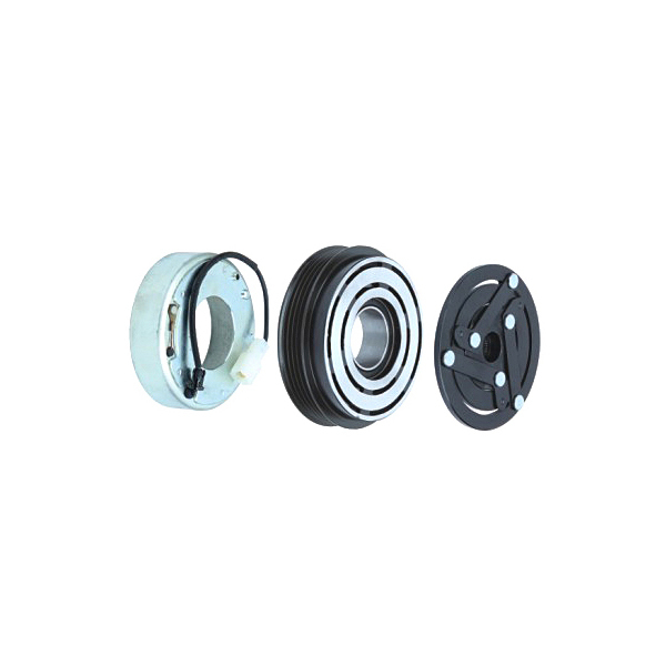 AUTO AC COMPRESSOR MAGNETIC CLUTCH FOR CHERY QQ SP10 12V 4PK 107MM