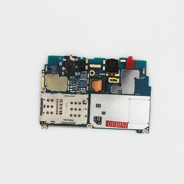 oudini 32GB for Redmi Note 4 Mainboard,100% Original unlocked for Redmi note4 motherboared 3G RAM Good Working free shipping