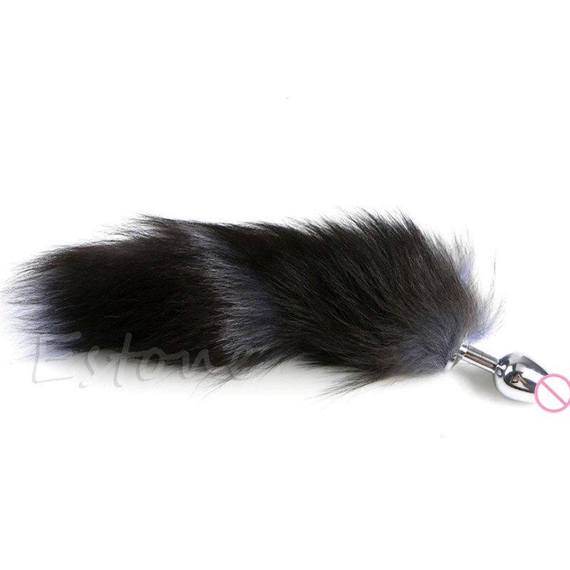 b70ace094d9 Faux Fox Tail Butt Anal Plug Sexy Romance Funny Adult Product Sex Toy Love  Toy  947 -in Anal Sex Toys from Beauty   Health on Aliexpress.com