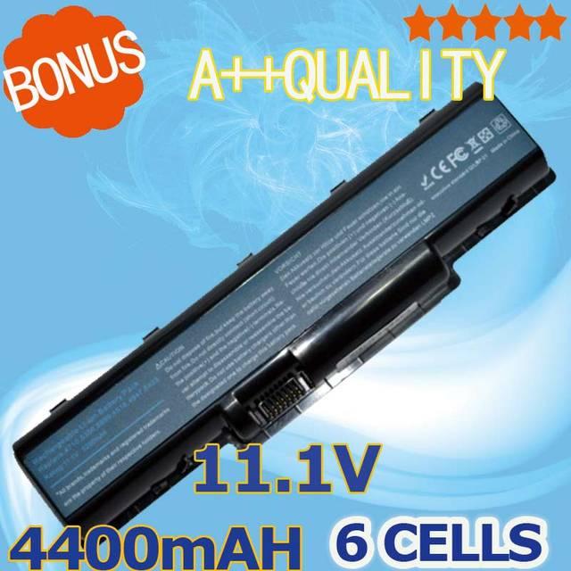 4400mAh laptop Battery For Acer Aspire 4330 4332 4336 4520 4520G 4530 4535 4535G 4710 4710G 4710Z 4715Z 4720 4720Z 4720G 4730