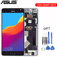 Original 5.7'' 1440x2560 For ASUS ZS571KL Display For Zenfone AR Screen LCD Display Assembly with Frame Replacement parts