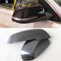 Stick style F20 F30 Carbon Fiber rearview mirror Covers Side Mirror Caps for BMW F20 F30 free shipping