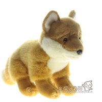 Big Toy Plush Red Foxes Doll Wildlife Simulation Fox Toys For Children Gifts