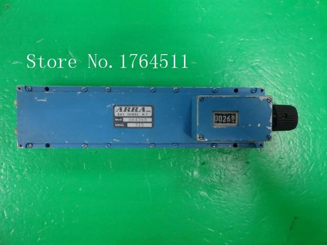 [BELLA] ARRA D6426E DC-12GHz 360 RF Coaxial Wideband Phase Shifter SMA