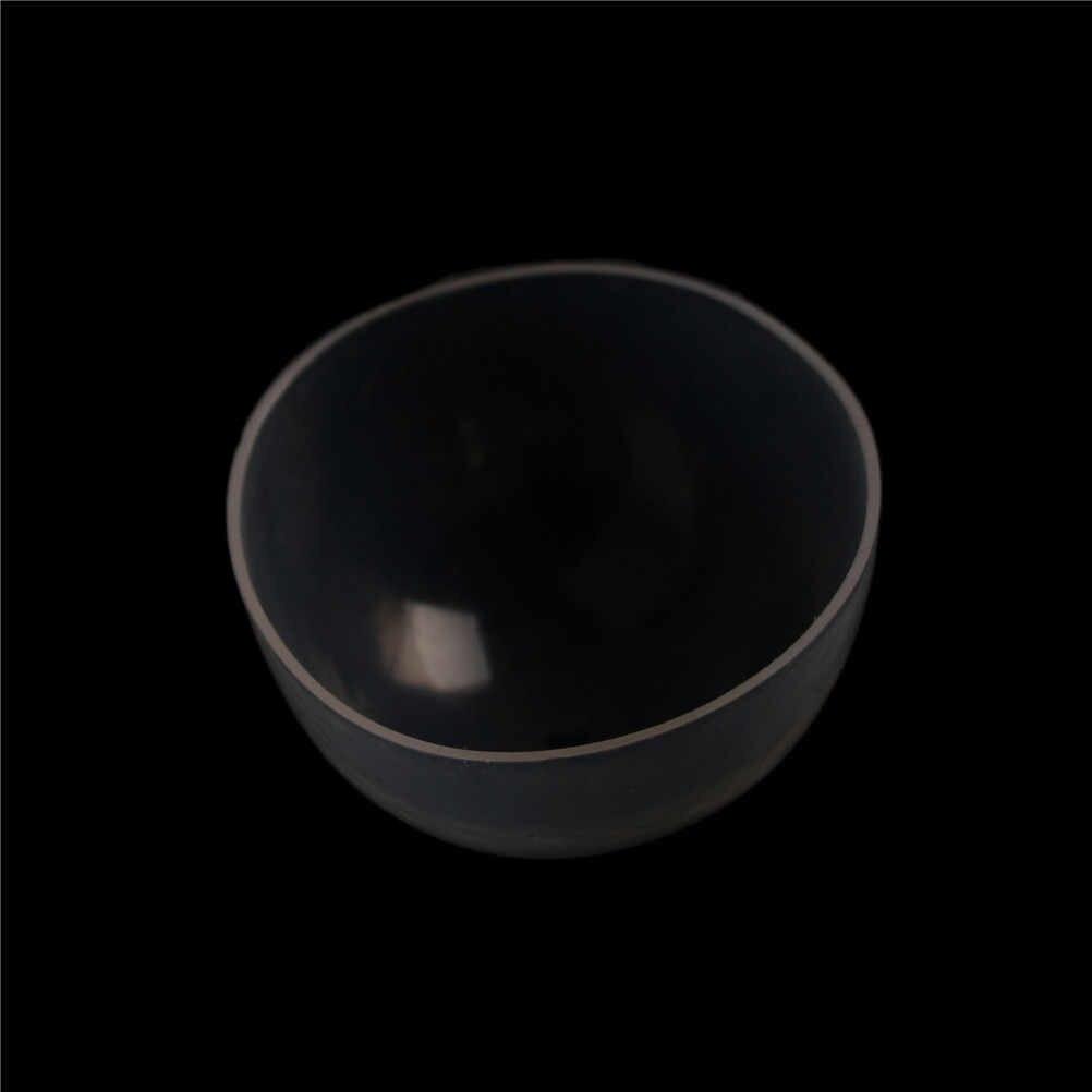 1Pcs Groothandel Pop Accessoires Hoofd Clear Silicone Pruik Cap Protection Cover Voor 1/6 1/4 1/3 Bjd Pop