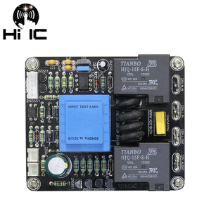 Image 3 - Free Shipping Transformer Delay Power Soft Start Protection Board for Amplifier AMP 220V 1000W