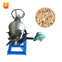 1.5kg/time Whole Set Old type hand popcorn puffing machine/Rice puff machine/grain puff machine(with burning stove)
