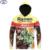 15-20 años de la marca de moda sudadera con capucha chicos diseño especial Ramen alimentos 3D impreso hip hop hoodie niños grandes hoody MH8
