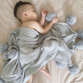 2016 Swaddleme Summer Infant Aden Anais Baby Blanket Newborn Muslin Swaddle Mermaid Tail Blanket Mermaid Blanket 100*105CM B114