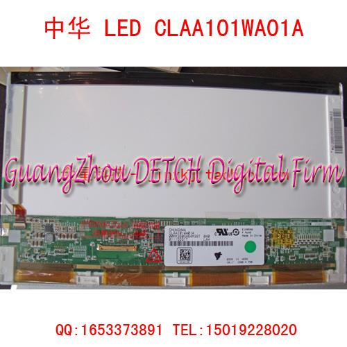 CLAA101WA01A China 10 1 inch 1366x768 LED screen Tablet PC