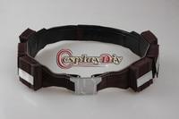 Cosplaydiy Captain America Cosplay Costume Adult Hero Captain America Waist Belt Sashes Cosplay Accessories Custom Made