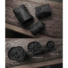 Новые Mr. камень ручной работы пояса из натуральной кожи Камера сумка для FUJI Fujifilm sony Leica Panasonic Nikon Canon samsung черный цвет