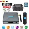 MECOOL BB2 Android TV Box Amlogic S912 64 Bit Octa Core ARM Cortex A53 3GB 16GB