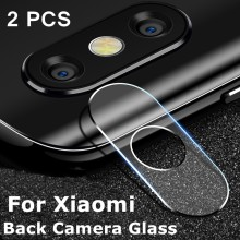 Back Camera Lens Glass For Xiaomi Mi 8 Pro Lite A1 A2 8se 6X Mix 2S Max 3 Screen Protector Film For Xiomi Redmi 6A Note 6 Pro 5(China)