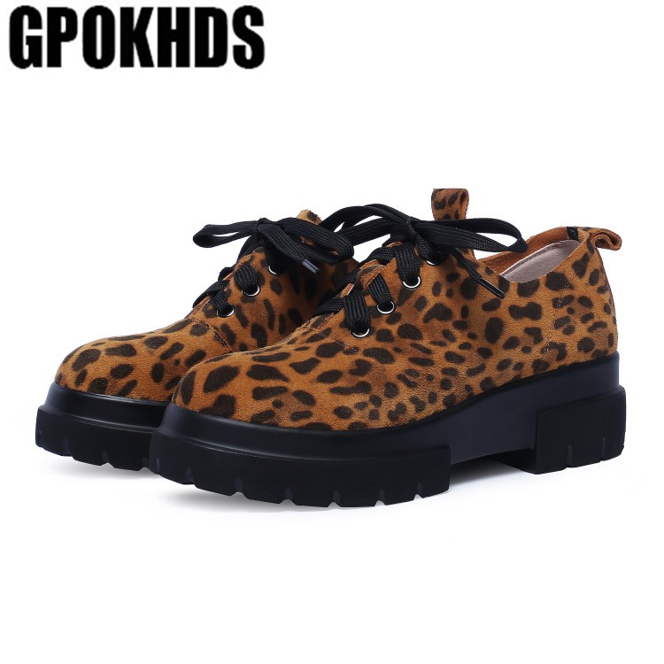 GPOKHDS 2019 women fashion sneakers Cow Suede yellow color lace up autumn spring Vulcanize Shoes casual sneakers size 34-42
