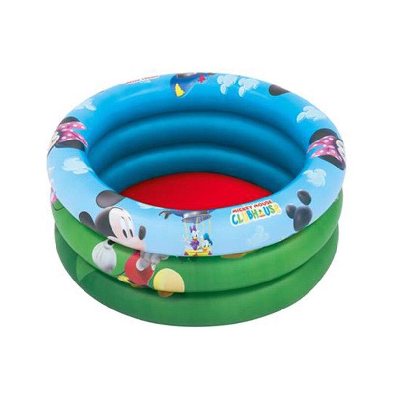 Надувной детский бассейн Piscina портативный открытый детский ванна для бассейна детский бассейн вода и насос