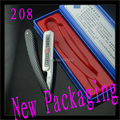 """NEW PACKING  """"GOLD DOLLAR"""" #208, SHAVE READY 10 X Carbon Steel Straight Razors, Straight Cut Throat Razors, Barber Quality"""