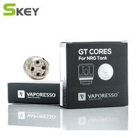 3pcs Lot Electronic Vape Accessory Vaporesso NRG Tank GT Coil GT4 GT8 0 15ohm Atomizer Replacement