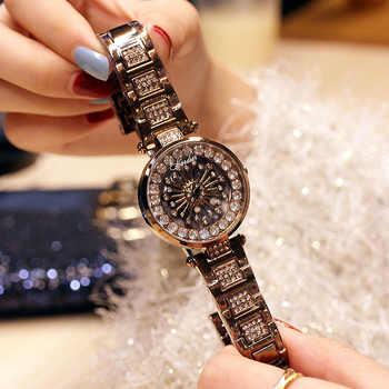 2019 Woman Watches Luxury Brand Creative Fashion Quartz Women Wrist Watches Ladies Female Watch Clock For Women Relogio Feminino - DISCOUNT ITEM  40 OFF Watches