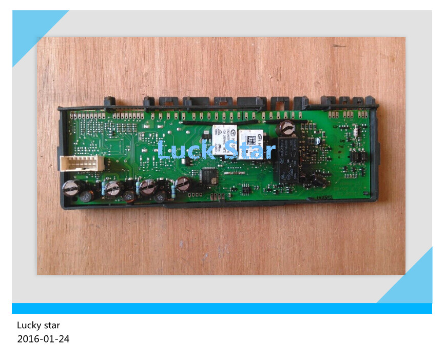 95% new for Siemens good working High-quality for refrigerator Computer board 9000904229 80201-R8000180 board 95% new used for refrigerator computer board pcb01 20 v01 pcb01 20 v02 bdg23 95