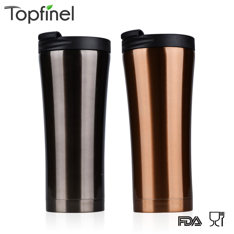 Auto Flask Small Thermo Stainless Cup 500ml Thermos Steel Vacuum 8w0PnOk