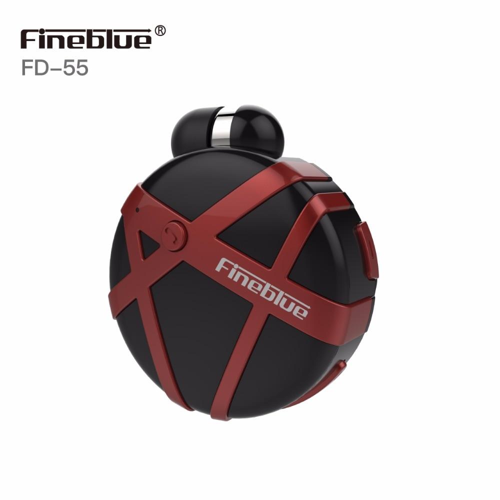 Auriculares estéreo FineBlue FD-55, Auriculares Bluetooth, llamadas, recordatorios, manos libres, Auriculares universales para teléfono