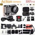Câmera ação Ambarella H8PRO A12 4 K 30fps/1080 P 120fps Wi-fi Tela Dupla remoto ir pro câmera esporte estilo h8R pro câmera