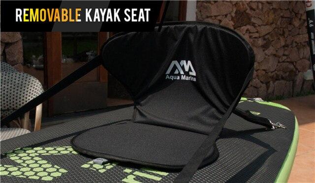aqua marina freeshipping inflatable stand up paddle board kayak
