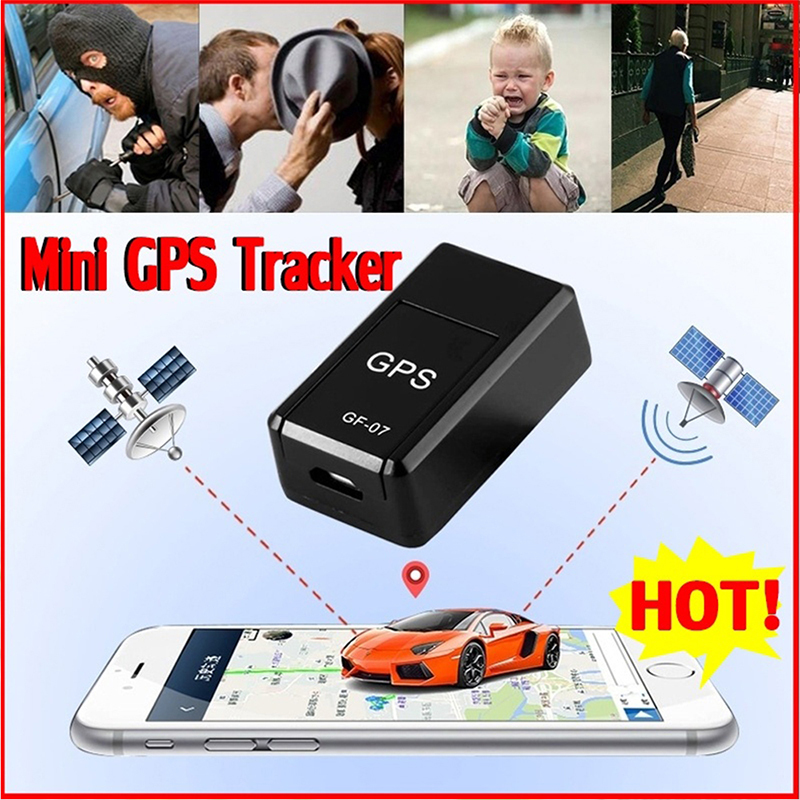 Tracking-Device Gps-Tracker Tracer-Locator GPRS Positi Mini SMART GSM Child Vehicle Real-Time