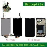 5 2 For LG G2 D802 D800 Or G2 D801 D805 D803 Full Lcd Display With