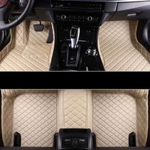 Car Believe car floor mat For Land Rover Range Rover freelander 2 discovery 3 evoque Velar accessories carpet rugs недорого