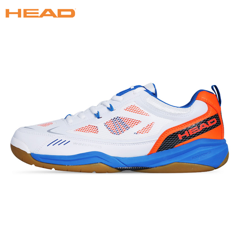 HEAD Professional Men's Badminton Shoes Top Quality Men's Sneakers Zapatos Hombre Tennis Shoes Sport Shoes Sneakers Men men women unisex badminton table tennis shoes anti slipper soft sneakers professional tennis sport training shoes free shipping