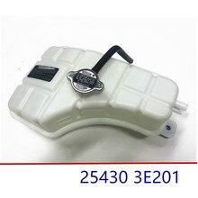 ของแท้ Engine Coolant ถัง W/หมวกสำหรับ Kia Sorento 2003 2006 254303E201 25430 2E201