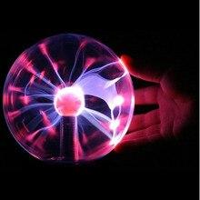 Plasma электростатического