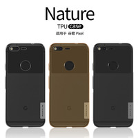 NILLKIN Transparent TPU Phone Cover For Google Pixel Case Silicone Cover 5 0 Inch With Screen