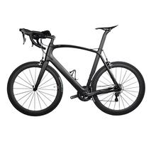 WINICE 700C rower szosowy węgla kompletny rower węgla jazda na rowerze BICICLETTA rower szosowy FM098-V2 SHIMAN0 5800 11 prędkości Bicicleta tanie tanio Z włókna węglowego Mężczyzna 7 5 kg Zwyczajne pedału 150 kg Wiosna widelec oleju (wiosna odporność olej tłumienia)