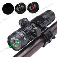 NEW Shockproof 532nm/630 680nm Tactical Red/Green Dot Laser Sight Rifle Scope With Gun Rat 8 type Rail Mount Hunting Optics