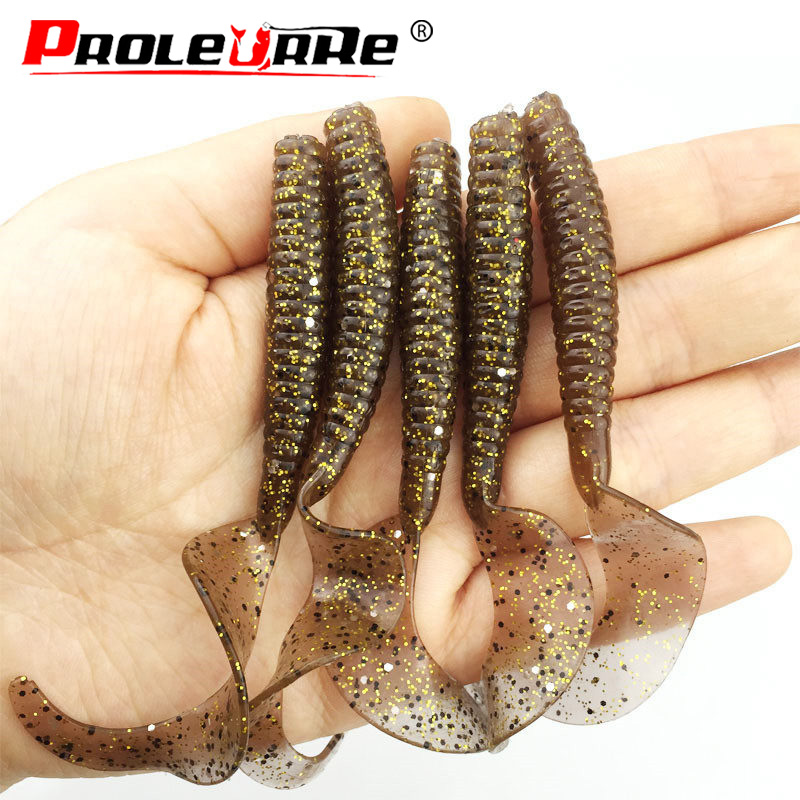 5Pcs Wobblers Fishing Lures 9cm 4.2g Easy Shiner Swimbait Silicone Soft Bait Double Color Carp Pesca Artificial Soft Lure PR-392 meredith 13cm 11 5g 4pcs wobblers fishing lures easy shiner swimbaits silicone soft bait double color carp artificial soft lure