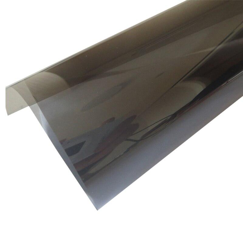 Insulate Car Windows: 5ftx100ft Grey Nano Film Anti Explosion 96% Thermal