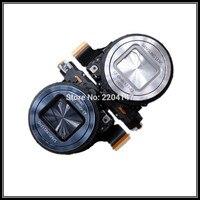 Fotocamera digitale parti di ricambio 95% nuovo obiettivo originale per samsung galaxy s4 zoom sm-c101 sm-c1010 c1010 c101 argento + ccd