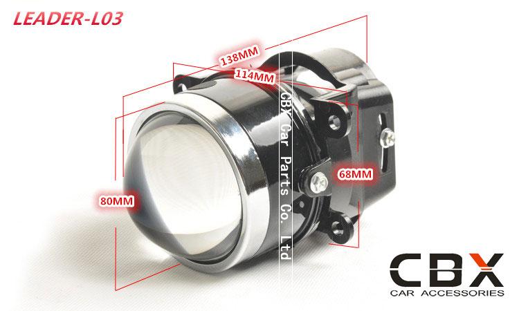 CBX-super-bright-hid-projector-lens-foglight-L03-universal-size size