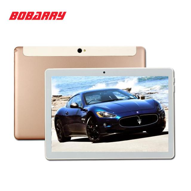 Bobarry 2017 mais novo 4g lte tablet pc 10.1 polegada octa núcleo android 5.1 Ram 4 GB 64G Dual Camera 1280*800 tela IPS tablet telefone