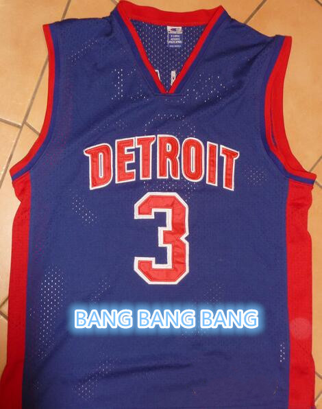 reputable site 49c28 fe76b norway mens detroit pistons 3 ben wallace teal green ...