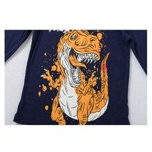 Boys dinosaur cotton pyjamas for 2-7 Years