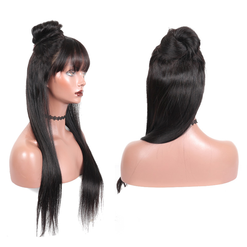 13X6-Lace-Front-Human-Hair-Wigs-With-Bangs-Brazilian-Straight-360-Lace-Frontal-Wig-Pre-Plucked (1)
