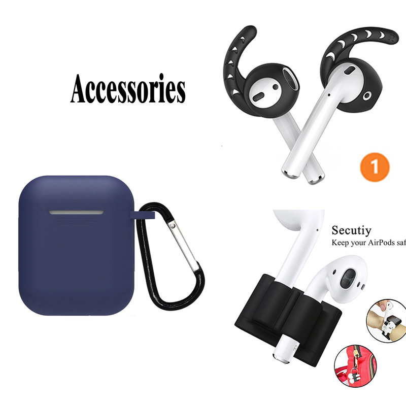 for airpods case wireless headset earphone professional 1:1 case PK i7s <font><b>tws</b></font> 11 12 13 14 <font><b>15</b></font> 16 17 18 19 20 30 w1 chip 1:1 image