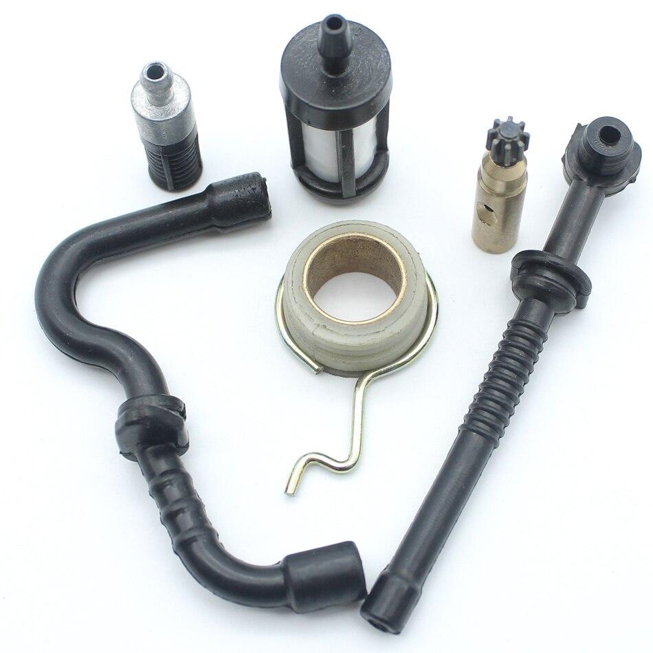 oil pump worm gear fuel oil hose filter service kit for